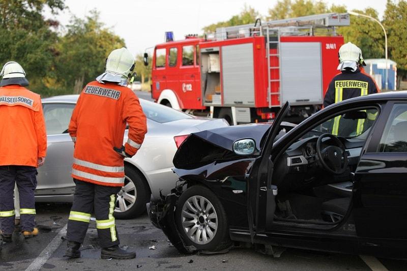 Verkehrsrecht - Unfallregulierung